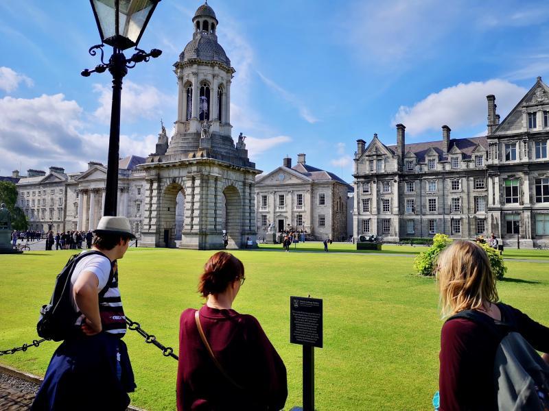 The Book of Kells, Dublin