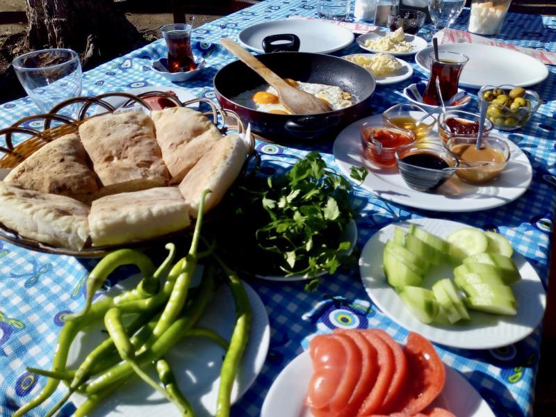 Turkse lunch