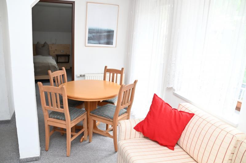 Voorbeeld woonkamer accommodatie