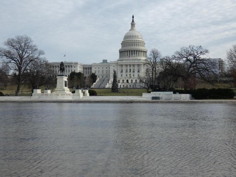 Washington D.C. bezoeken