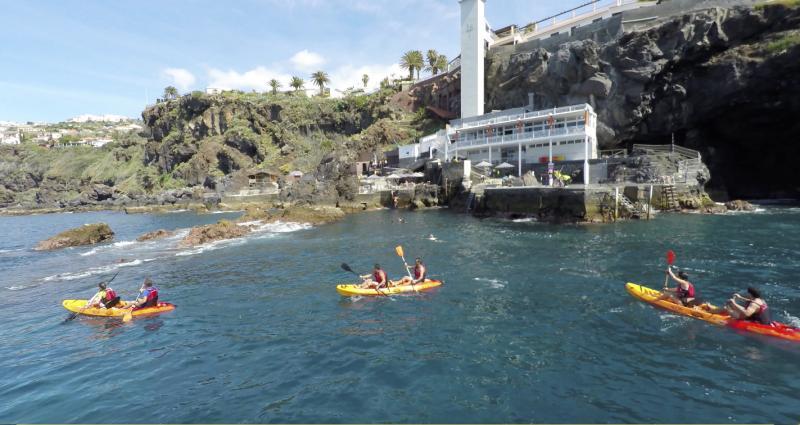 Watersporten Madeira