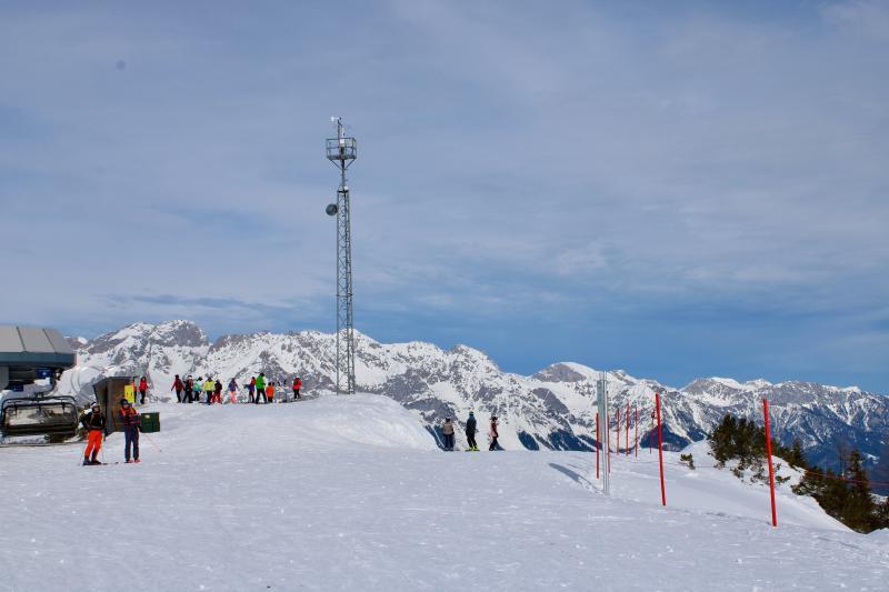 Wintersport Oostenrijk