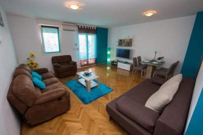 Kroatie appartement