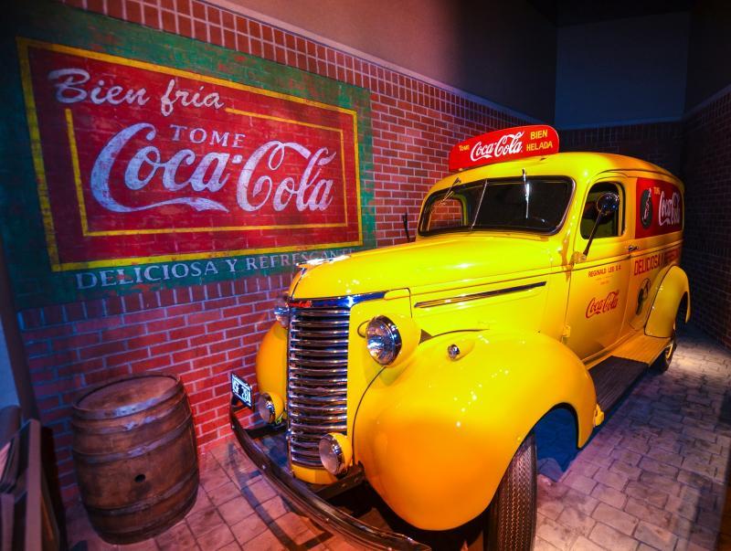 World of Coca Cola, Atlanta (optioneel)