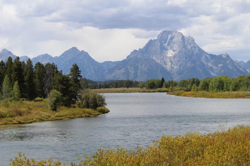 Yellowstone NP - Grand Teton NP