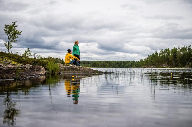Zweden zomervakantie
