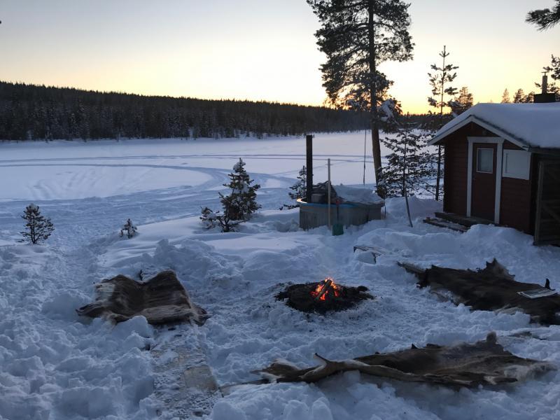 Zweeds Lapland groepsreis