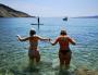Zwemmen in Kroatie