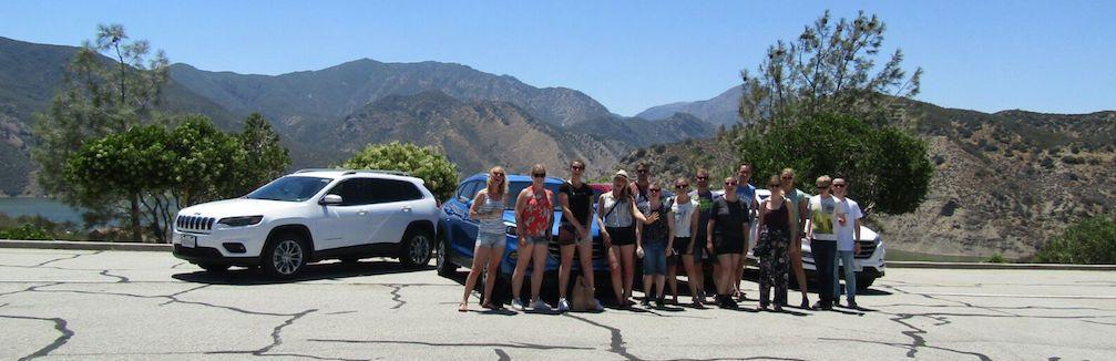 Groepsreis Amerika Californie