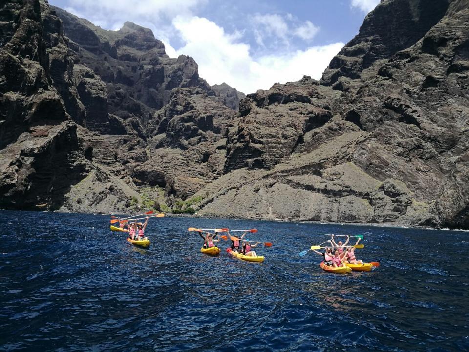Groepsvakanties Tenerife