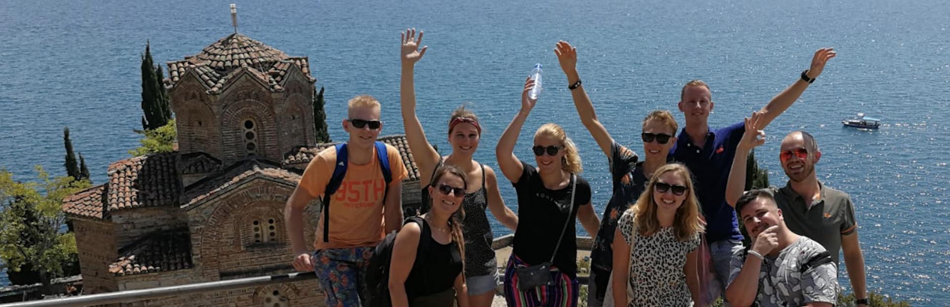 Macedonië relax groepsreis