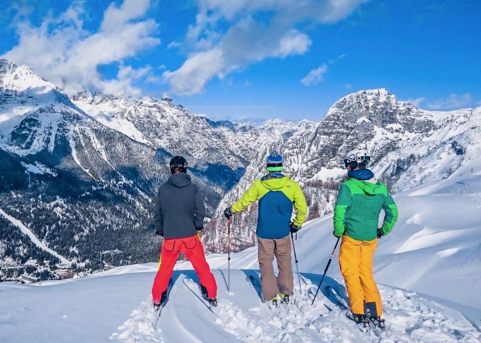 Wintersportvakanties jongeren