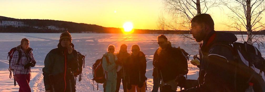 Lapland groepsreis Zweden