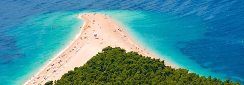 Zeekajak eilandhoppen Kroatië