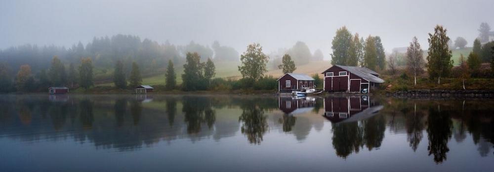 Zweden rondom de midzomernacht