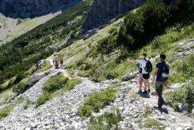 Actieve groepsreis Slovenië