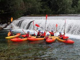Actieve jongerenreis Slovenie