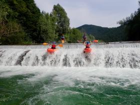 Actieve single reis Slovenie