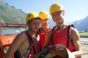 Actieve vakantie Slovenie
