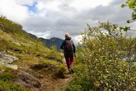 Avontuurlijke groepsreis Noorwegen Zweden