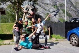 Avontuurlijke groepsrondreis Noorwegen Zweden