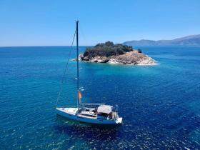 Griekenland zeilrondreis