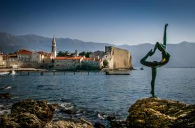 Groepsreis jongeren avontuurlijk Montenegro