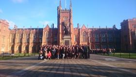 Groepsreis jongvolwassenen Noord-Ierland
