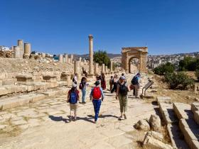 Groepsreis Jordanië
