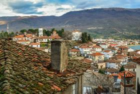 Groepsreis winters Macedonie