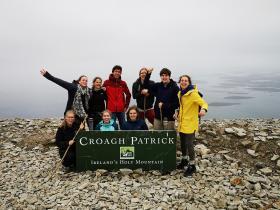 Groepsreizen Ierland wandelen