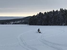 Groepsvakantie Lapland winter