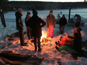 Groepsvakanties Lapland
