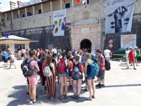 Jongeren groepsreis Montenegro