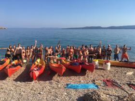 Jongeren reis Kroatië Deluxe