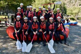Jongerenreis Spanje Actief