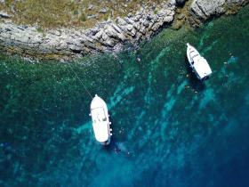 Jongerenreizen Kroatie duik