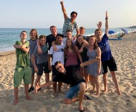 Jongerenvakanties Spanje Actief