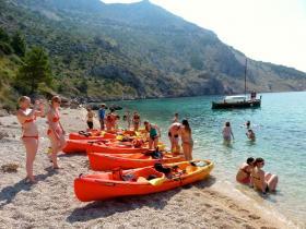 Kroatie deluxe jongeren reis