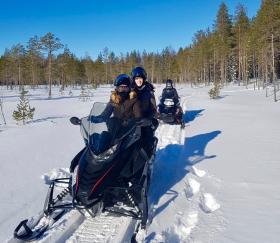 Lapland jongerenreis