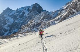 Learn to Ski Slovenië groepsreis skiles