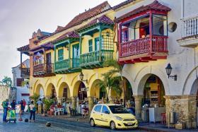 Rondreizen Colombia