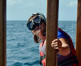 Single reis Malediven