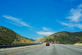 Single reizen Californie