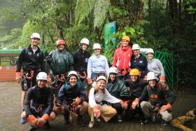 Singlereis Costa Rica