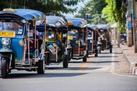 Singlereis Thailand