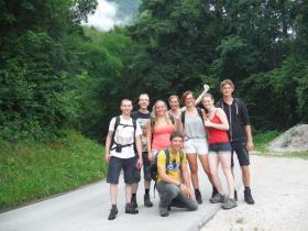 Slovenie jongerenreis