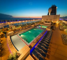Spanje Party cruise