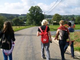 Survivalvakantie Franse Ardennen 15-17 jaar