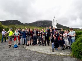 Wandelreizen Ierland jongeren